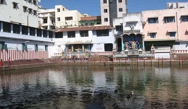 Kandaswami Temple in Chennai