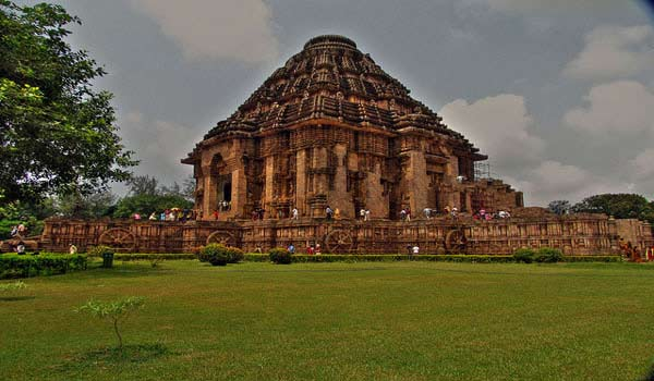 Konark Sun Temple in Puri