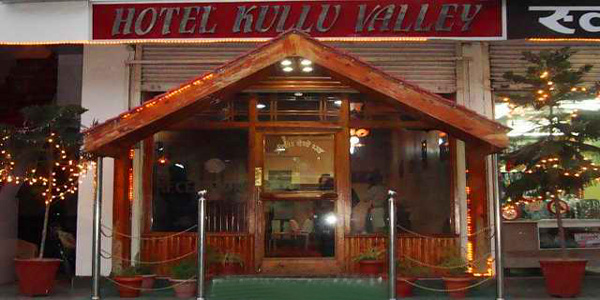 Kullu Valley Hotel in Kullu