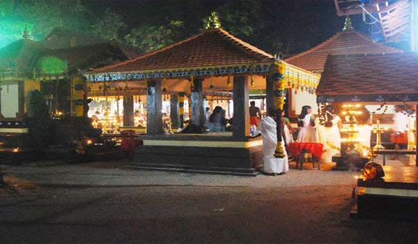 Kurakkavu Temple in Alleppey