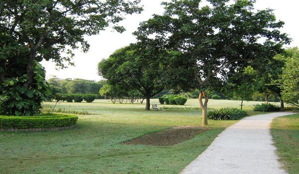 Leisure valley in Chandigarh