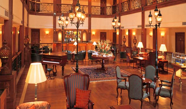 Lobby Lounge in Shimla