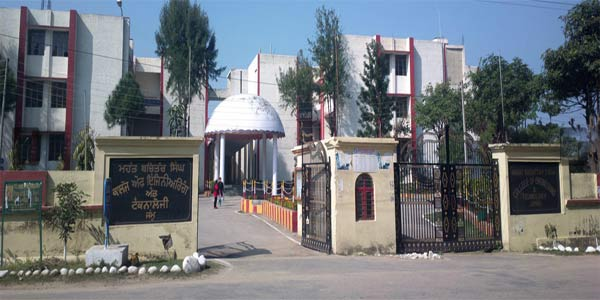 Mahant Bachittar Singh College of Engineering and Technology