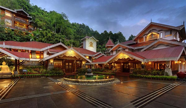 Mayfair Hotels Resorts Gangtok
