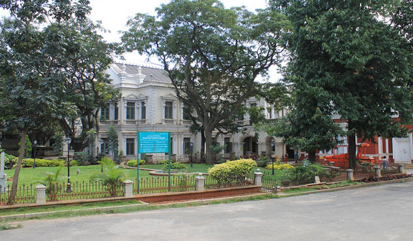 Mayo Hall in Bangalore