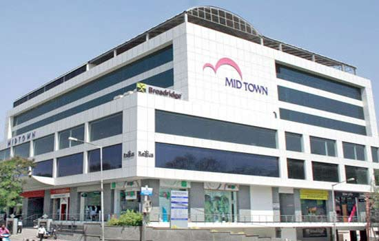 Mid Town Business Center Hyderabad