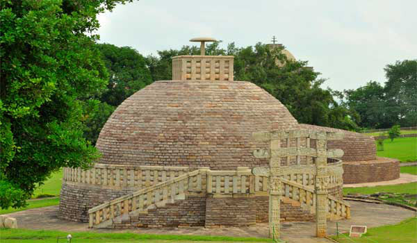 Minor stupa sanchi