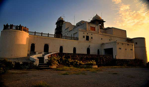 Monsoon Palace Udaipur
