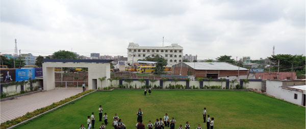 Mount Litera Zee school in patna