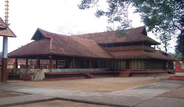 Mullakkal Temple in Alleppey