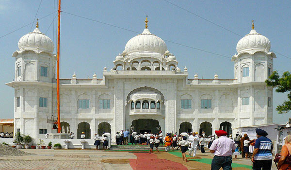 Nada Sahib Gurudwara  in Chandigarh
