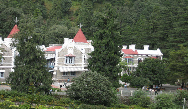 Nainital High Court in Nainital