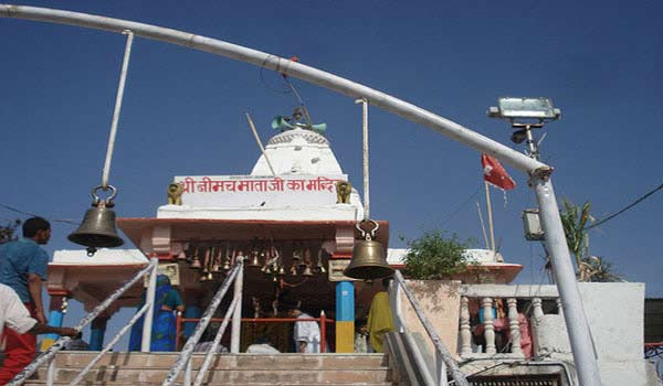 Neemach Mata Temple