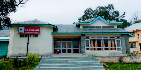 Neugal café in Palampur