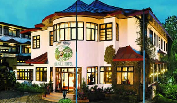 Nor Khill Hotel Gangtok