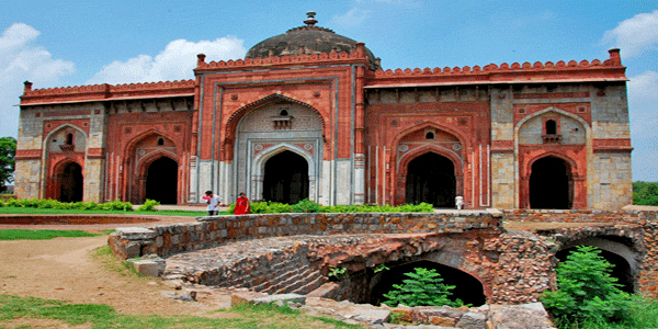Old Fort in Delhi