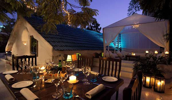 Olive Beach Restaurant in Bangalore