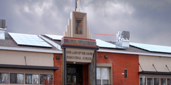 Our Lady Of Snows School