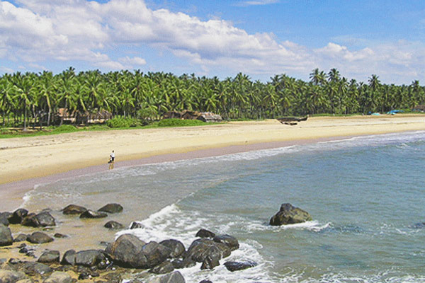 Panambur Beach in Mangalore
