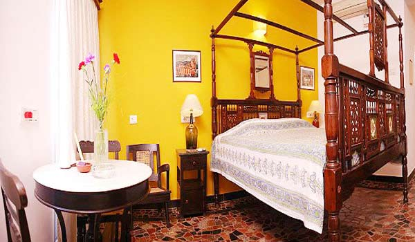 Panjim Inn in Goa