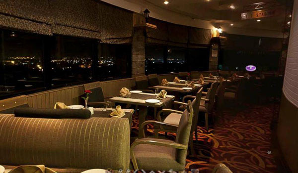 Parikrama The Revolving Restaurant in Delhi