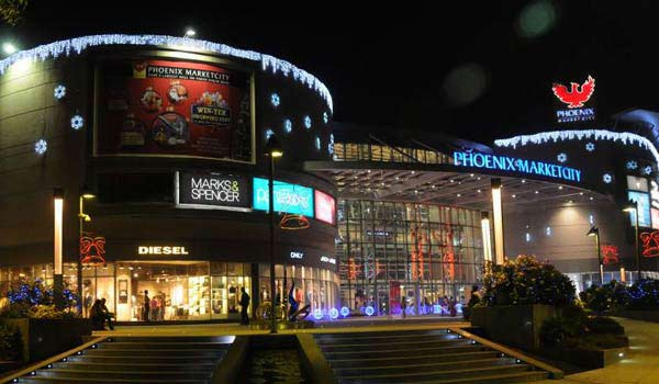 Phoenix Market City in Chennai