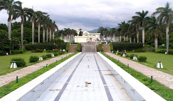 Pinjore Gardens in Chandigarh