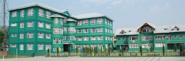 R.P School in Srinagar