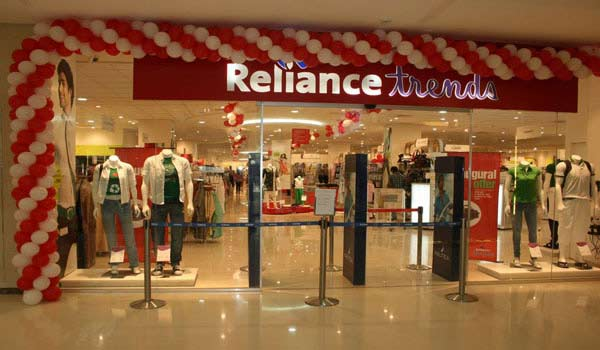 Reliance Trends Guwahati.