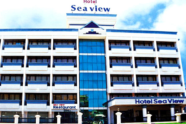 Hotel Sea View in Kanyakumari
