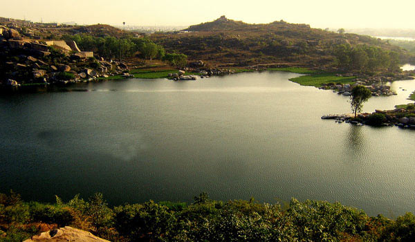 Secret Lake Durgam Cheruvu