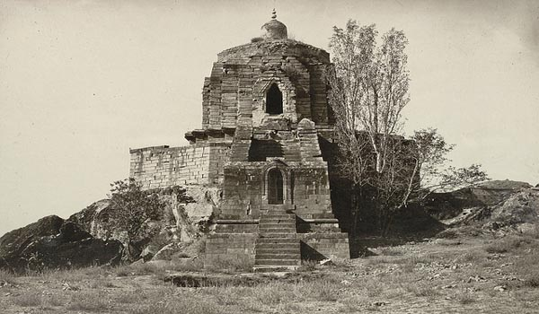 Shankaracharya Temple in Kashmir