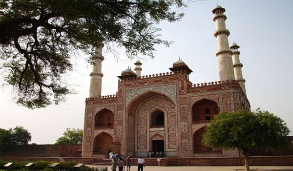 Sikandra Fort in Agra