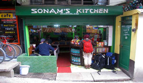 Sonams Kitchen Darjeeling