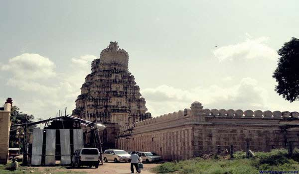 Sri Ranganathaswamy Temple Hyderabad