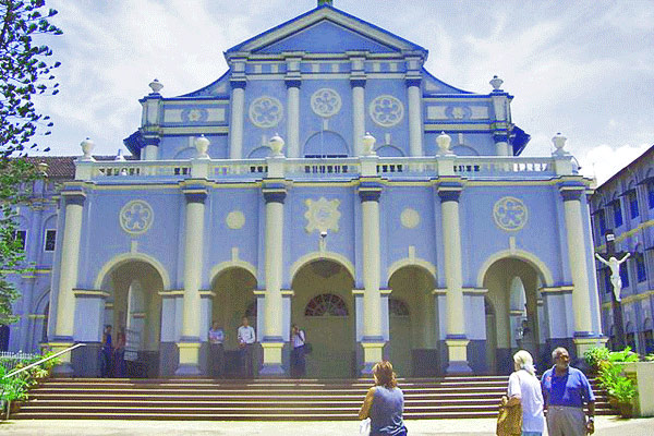 St. Aloysius Church in Mangalore
