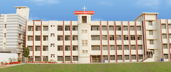 St. Karen's High School in Patna
