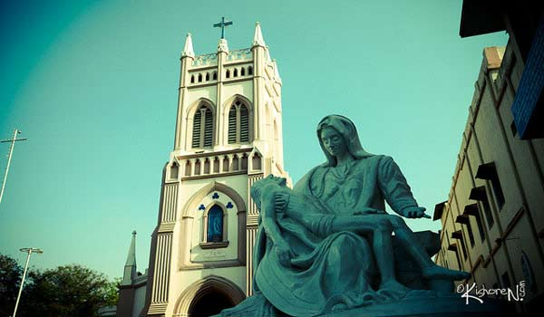 St. Marys Church Secunderabad