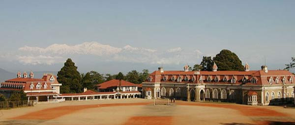 St. Paul's School In Darjeeling