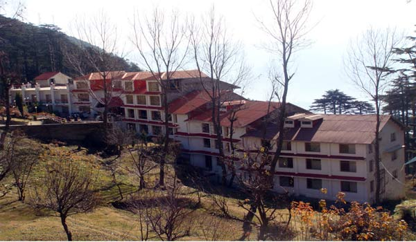 Subhash Palace in Patnitop