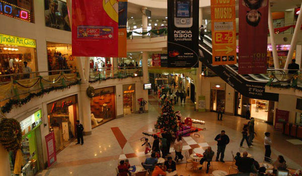 TDI Mall in Chandigarh