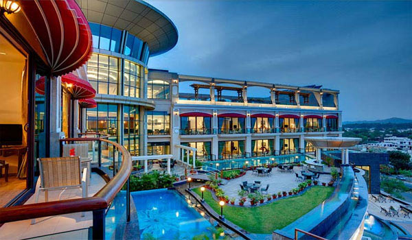 The Bella Vista Hotel Chandigarh