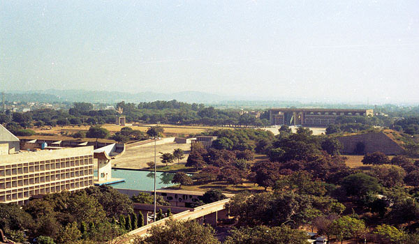 The Capitol Complex  in Chandigarh