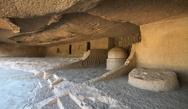 The Kanheri Caves