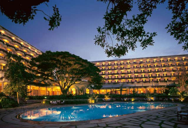 The Oberoi New Delhi.