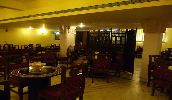 The Silk Route Restaurant in Agra