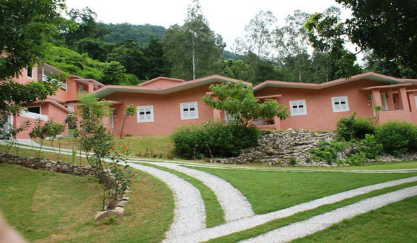The Solluna Resort in Corbett