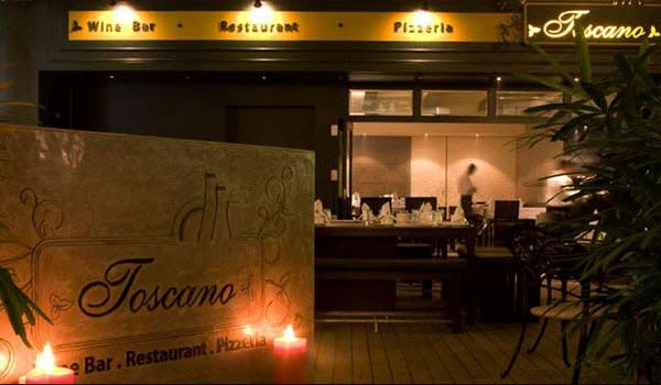 Toscano Restaurant in Bangalore