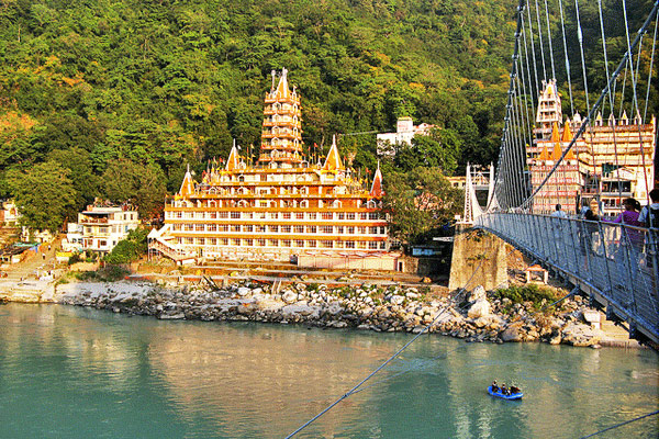 Tryambakeshwar Temple in Rishikesh