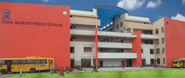 Usha Martin World School in Patna